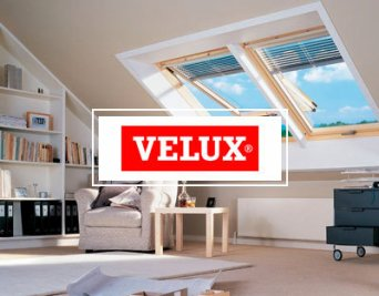 "<span style=""font-weight: bold;"">Velux </span>"